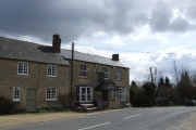 Hand and Shears, Church Hanborough