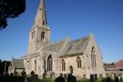 St.Andrew's church, Leasingham, Lincs.