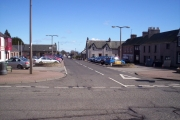 Letham Village Square