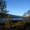 Loch Striven from road