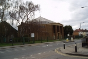 St Peter's Church, Pickford Lane, Bexleyheath