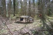 Pheasant Feeding Station