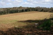 Arable Land west of Playing Place