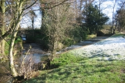 River Amber and Ogston Bridge