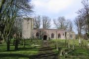 St. Cuthbert's Church, Burton Fleming