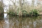 Moat near Bentley