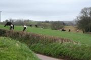 Burlescombe: near Penslade Farm