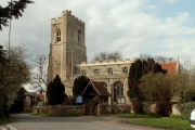 St. Lawrence church, Great Waldingfield, Suffolk