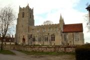 St. Lawrence's church, Little Waldingfield, Suffolk