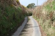 The Road to Tredinnickpits