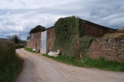Farm buildings of Upper Maund Farm