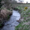 View of the River Rhyd