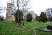 Ramsey St Mary's parish church, Ramsey, Cambs