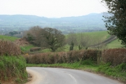 Bettiscombe: by Horse Mill Cross