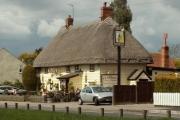 'The Thatchers', public house at Hatfield Heath, Essex