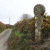 Celtic Cross by the Roadside