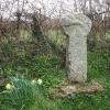 Roadside Celtic Cross