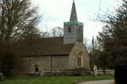St. Mary's church, Great Canfield, Essex