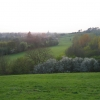 View from Newbold Comyn