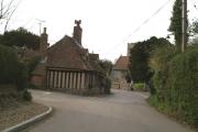 Nonington village