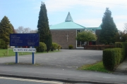 All Saints, New Longton