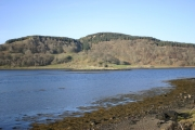 Looking across Loch Feochan