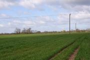 West of Chiselhampton