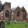 Nynehead: church
