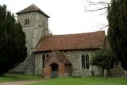 St. Mary's church, Sturmer, Essex