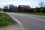 Holegill on the A595.