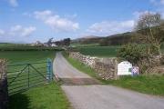 Low Hall Farm and Caravan site.