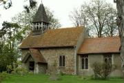 Holy Trinity church, Little Wratting, Suffolk