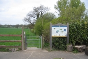 Footpaths from Park Gate