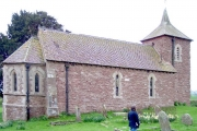 Grendon Bishop Church