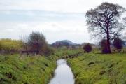 Foulk Stapleford, the River Gowy