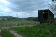 Blackmoor looking towards Noar Hill