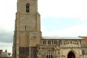 St. Mary's church, Boxford, Suffolk