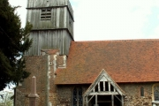 St. Andrew's church, Marks Tey, Essex