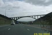 Scammonden Bridge, Near Huddersfield
