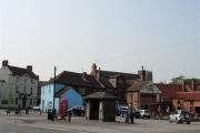 Blyth village centre