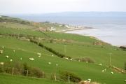 Towards Kildonan, Arran