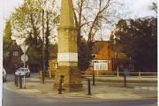 Obelisk in Cranleigh.