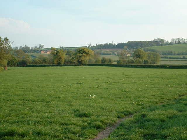 Near Auberrow