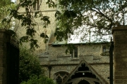 St. Margaret's church, Stradishall, Suffolk