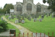 Davidstow Church