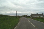 Mountjoy, on the A392