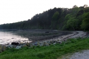Anglesey shore at Pwll Fanogl