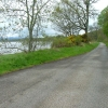 Road by Beauly Firth
