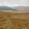 Moorland above Glenmore