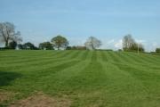 Nice mowing near Norbury